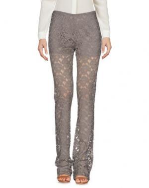 Повседневные брюки CHARLOTT. Цвет: хаки