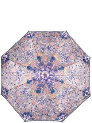 Зонт Eleganzza. Цвет: синий,сиреневый,лиловый,темно-бежевый,оранжевый