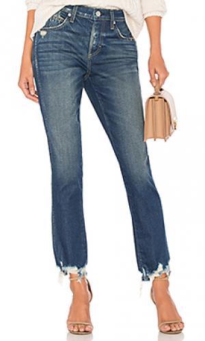 Потрепанные джинсы lover AMO. Цвет: none