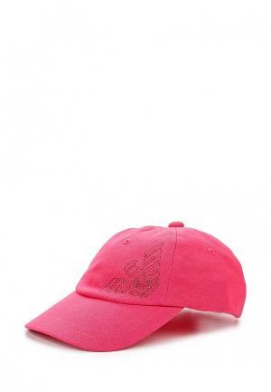 Бейсболка EA7. Цвет: розовый