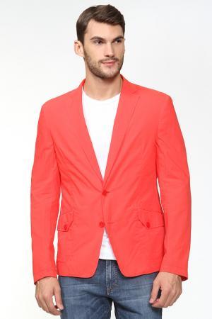 Пиджак Versace Collection. Цвет: красный