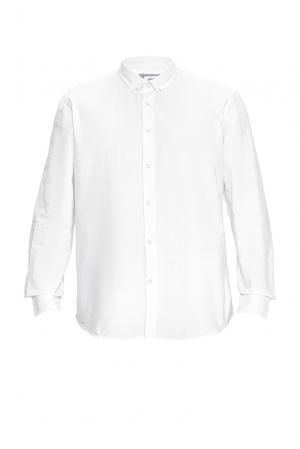 Рубашка из хлопка 170451 Cr7 Cristiano Ronaldo. Цвет: белый