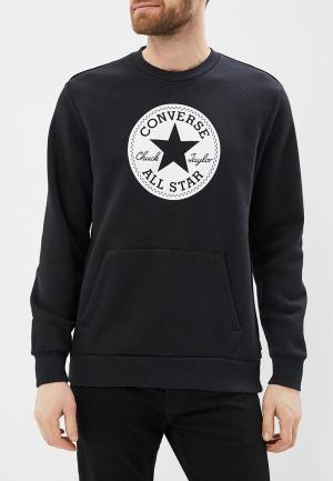 Свитшот Converse. Цвет: черный