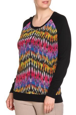 Пуловер SARAH KERN. Цвет: мультицвет
