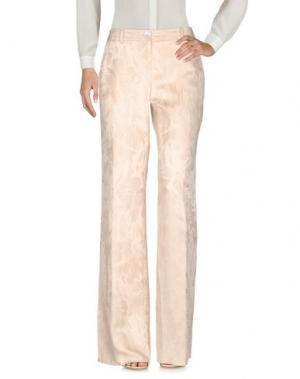 Повседневные брюки MARELLA. Цвет: бежевый