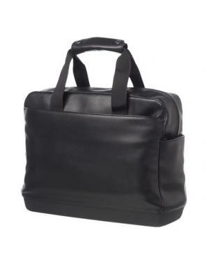 Деловые сумки MOLESKINE. Цвет: черный