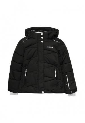 Куртка горнолыжная Icepeak. Цвет: черный