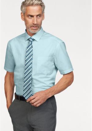 Комплект: рубашка + галстук платок STUDIO COLETTI. Цвет: нежно-зеленый