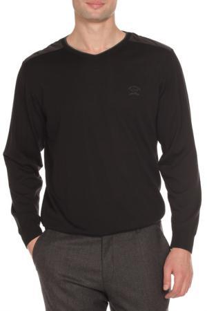 Пуловер Paul & Shark. Цвет: черный