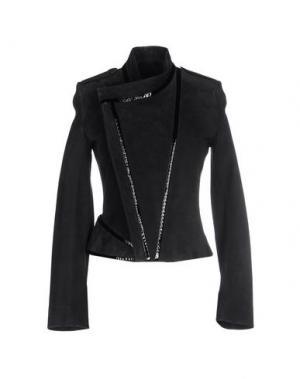 Куртка BOUCHRA JARRAR. Цвет: стальной серый