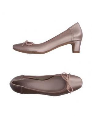 Туфли ANCARANI. Цвет: медный