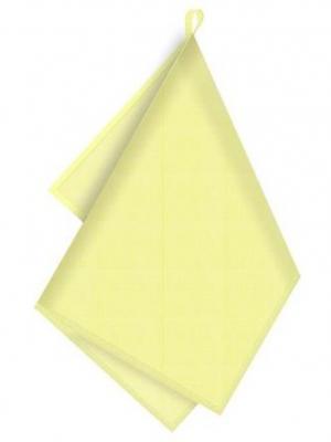 Полотенце кухонное, 35 х 50 см IQ-DEKOR. Цвет: светло-желтый