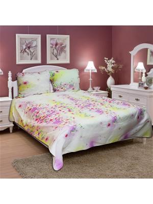 Постельное белье Amore Mio Soft 2.0 сп. Цвет: белый, желтый, розовый