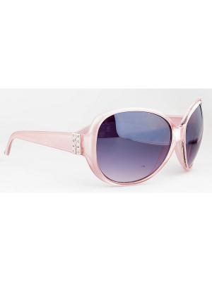 Солнцезащитные очки MLook. Цвет: бежевый