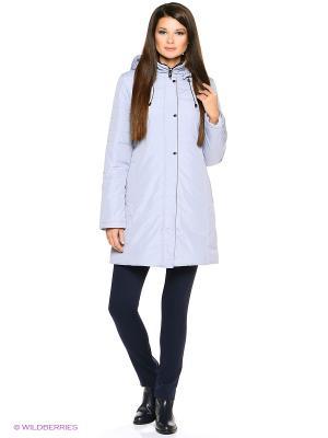 Куртка BIATRICE Maritta. Цвет: серо-голубой