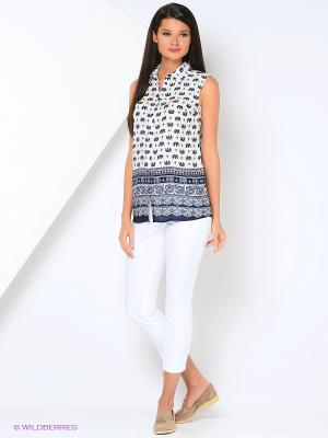 Топ Milana Style. Цвет: белый
