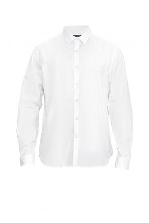 Рубашка из хлопка 170443 Cr7 Cristiano Ronaldo. Цвет: белый
