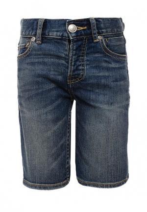 Шорты джинсовые Quiksilver. Цвет: синий