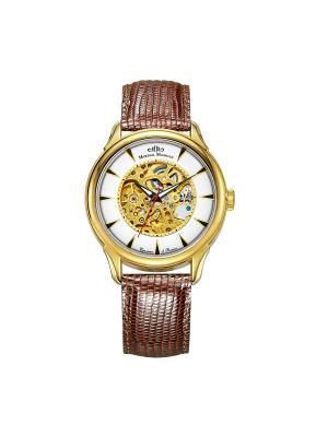 Часы Mikhail Moskvin. Цвет: белый, коричневый, золотистый