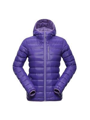 Куртка Alpine PRO. Цвет: фиолетовый, синий
