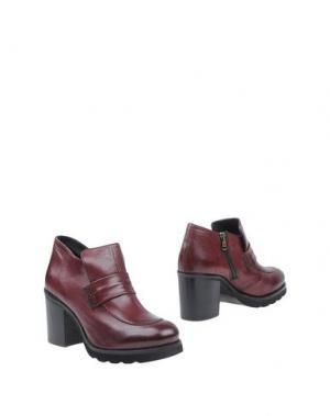 Ботинки KEB. Цвет: красно-коричневый