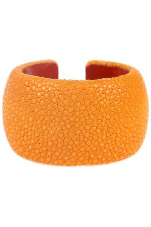 Браслет ACUCKOOMOMENT. Цвет: оранжевый