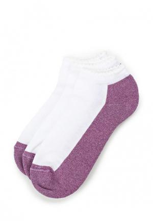 Комплект носков 3 пары Incanto. Цвет: разноцветный