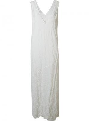 Платье Voga Uma | Raquel Davidowicz. Цвет: белый
