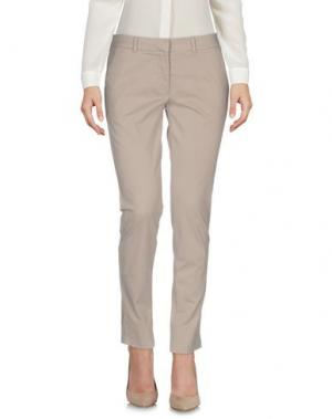 Повседневные брюки ROSSOPURO. Цвет: песочный
