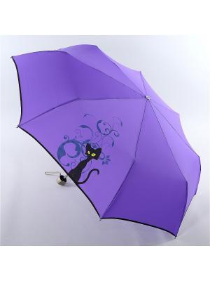 Зонт Airton. Цвет: индиго, черный