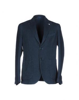 Пиджак L.B.M. 1911. Цвет: лазурный