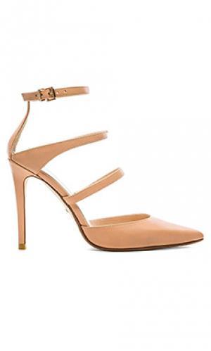 Туфли на каблуке carrie RAYE. Цвет: беж