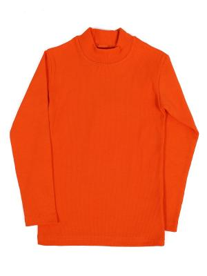 Водолазка Basia. Цвет: оранжевый