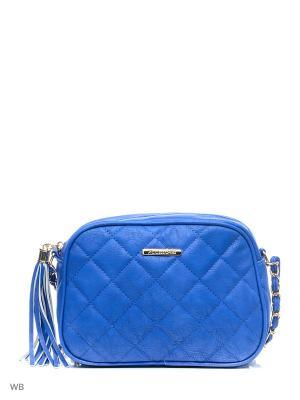 Маленькая сумка Modis. Цвет: синий, лазурный