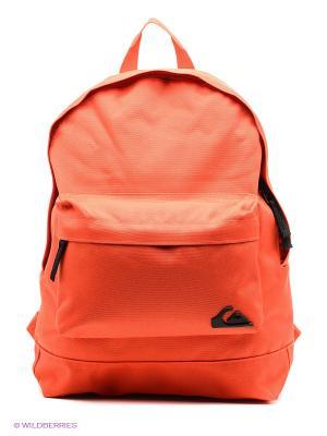 Рюкзак Quiksilver. Цвет: оранжевый
