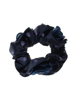 Резинка Infiniti. Цвет: синий