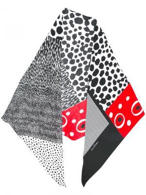 Платок с принтом Pierre-Louis Mascia. Цвет: многоцветный