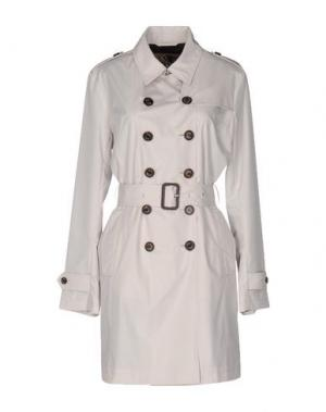Легкое пальто SEALUP. Цвет: серый