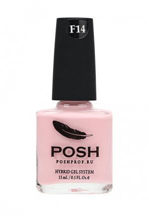 Лак для ногтей Posh. Цвет: розовый