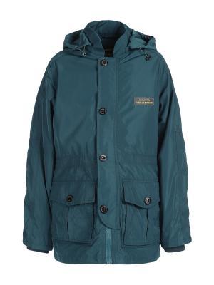 Куртка Arista. Цвет: зеленый