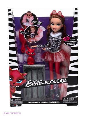 Кукла BRATZ. Цвет: красный