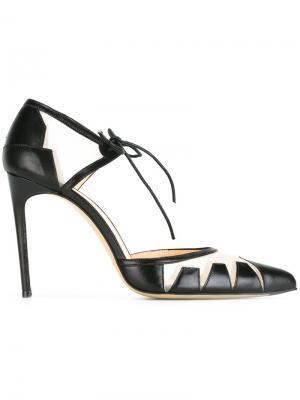 Туфли Lana Bionda Castana. Цвет: чёрный