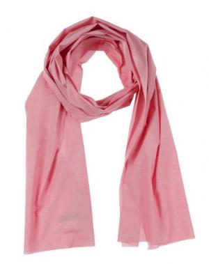 Шарф U-NI-TY. Цвет: пастельно-розовый