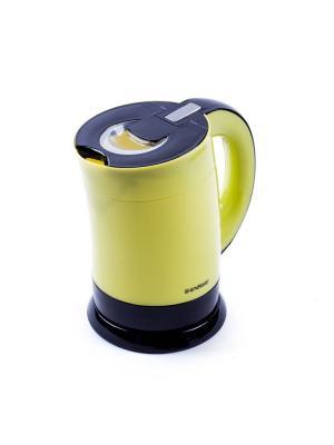 Чайник Endever. Цвет: черный, желтый