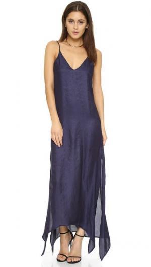 Вечернее платье Ever Rory Beca. Цвет: голубой