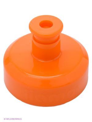 Насадка для бутылки iiamo. Цвет: оранжевый
