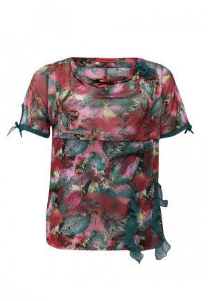 Блуза O`Queen. Цвет: разноцветный