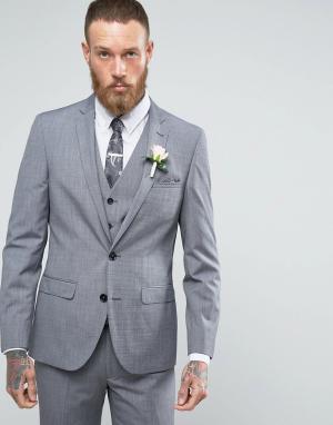 Harry Brown Серый пиджак. Цвет: серый