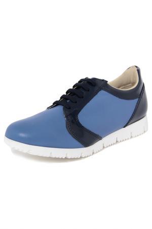 Кроссовки EYE. Цвет: blue, navy