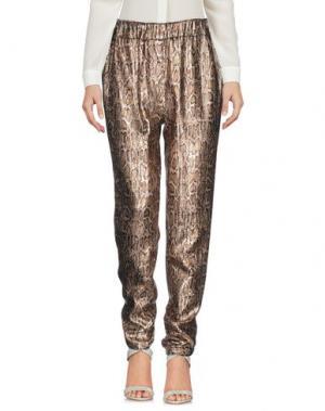 Повседневные брюки SLY010. Цвет: платиновый